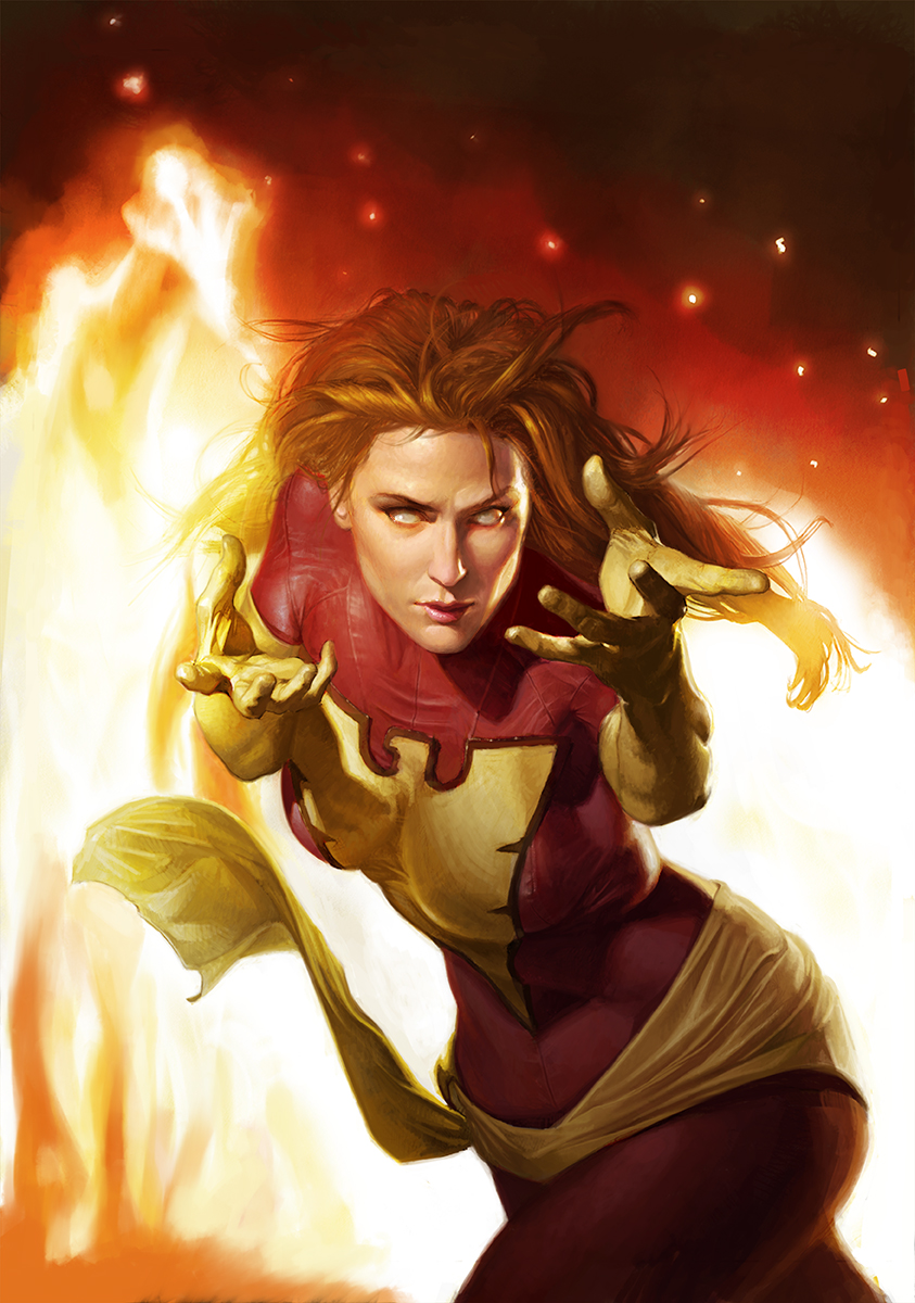 Dark Phoenix © Marvel 2018